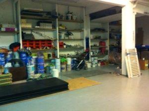 Atelier 130 m2 Clichy sous Bois