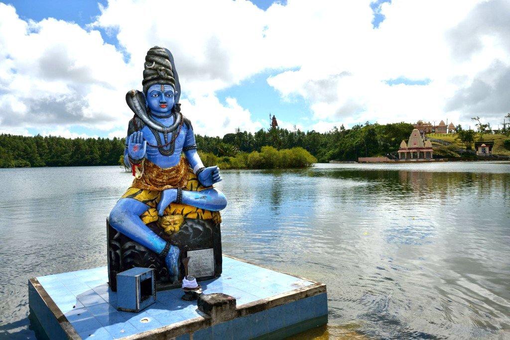 Villa Île Maurice le lac de grand bassin