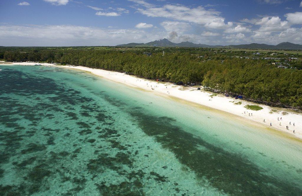 Villa Ile Maurice plage de Flic en Flac