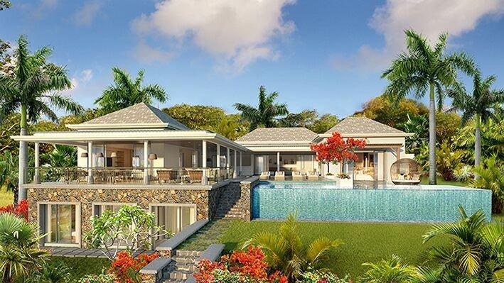 Villa de prestige île Maurice