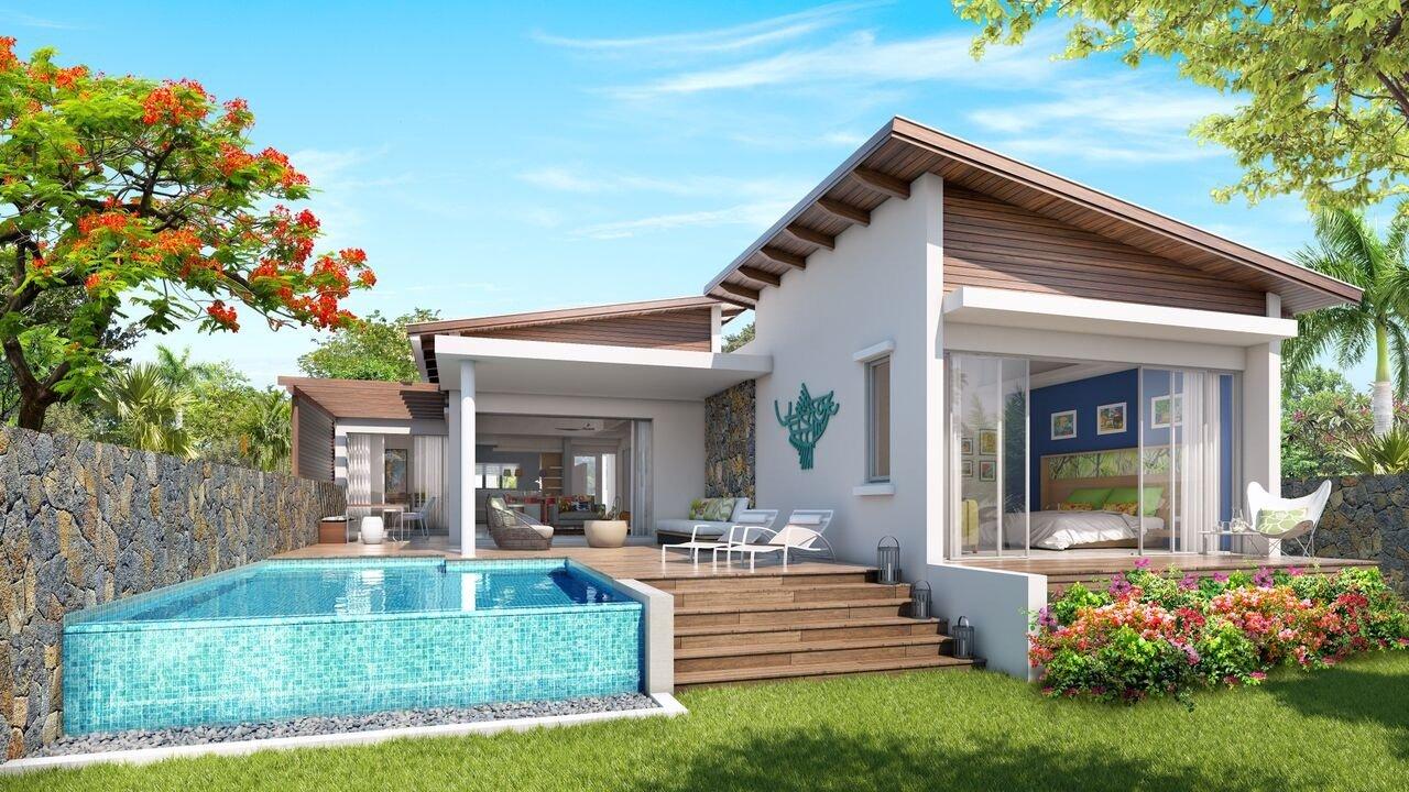 Villa en terrasse Île Maurice