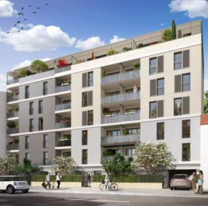 Programme immobilier neuf Pavillon sous Bois