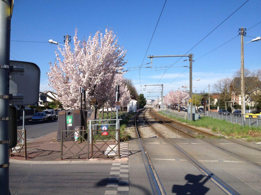Ligne Tramway T4 Livry Gargan