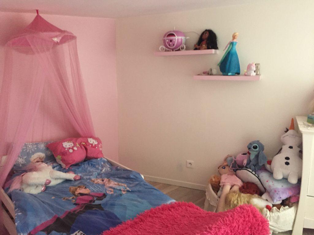Appartement duplex 3 pieces Livry Gargan chambre enfant