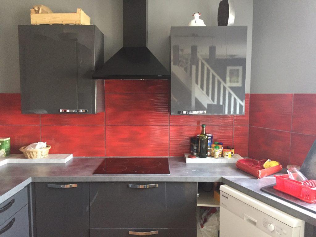 Appartement duplex 3 pieces Livry Gargan cuisine