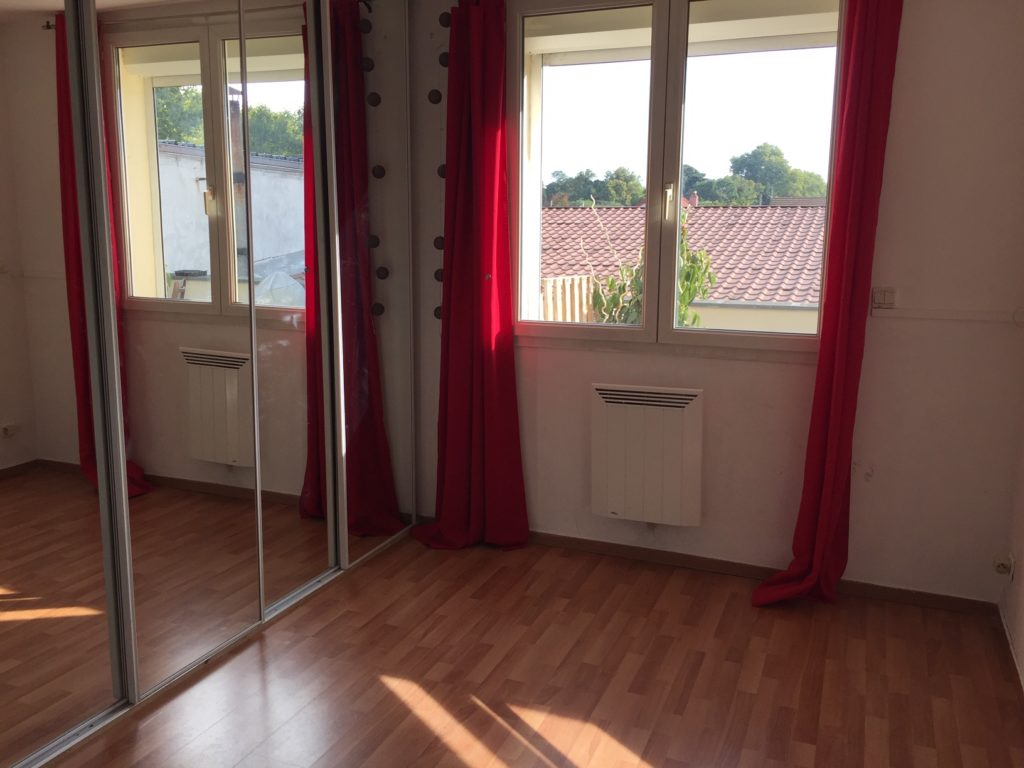Appartement duplex 3 pieces Livry Gargan salon